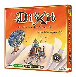 Dixit Odyssey: Amazon.es: Libros en idiomas extranjeros