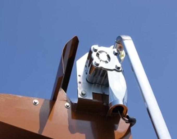 Carolina Tarps Wind Deflector for Dump Truck Tarp Systems with Mounting Hardware 95