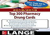 img - for McGraw-Hill's 2018/2019 Top 300 Pharmacy Drug Cards book / textbook / text book