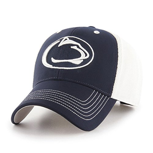 NCAA Penn State Nittany Lions Sling OTS All-Star Adjustable Hat, Navy, One Size