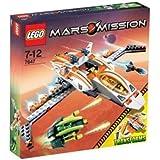 LEGO - 7647 - MarsMission - Jeux de construction - Vaisseau transformable MX- 41