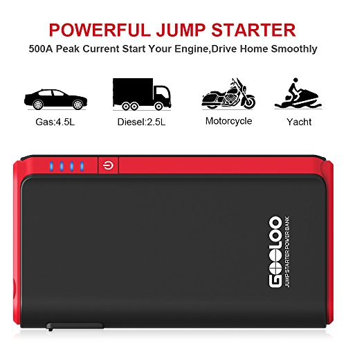 Buy car battery jump starter