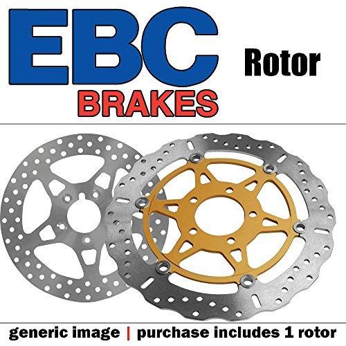 EBC Brakes MD6097D Rear Off-Road Drilled Brake Rotor [並行輸入品]   B07PFGX6TV