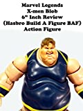 Review: Marvel Legends X-men Blob 6