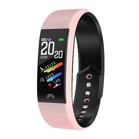 KXKSL Smartwatch Reloj Inteligente Relojes Pulsera De ...