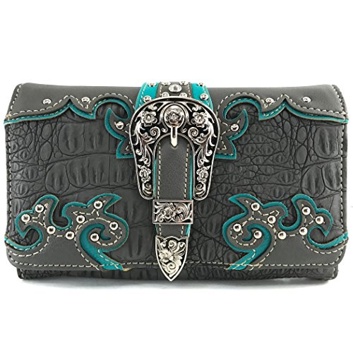 Justin West Western Wristlet Attachable