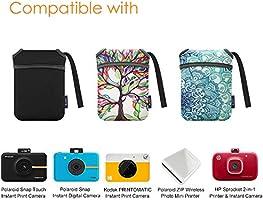 Fintie Funda para Polaroid Snap/Snap Touch Cámara Digital ...