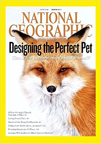 National Geographic Magazine March 2011