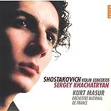 Shostakovich Violin Concertos 1 & 2