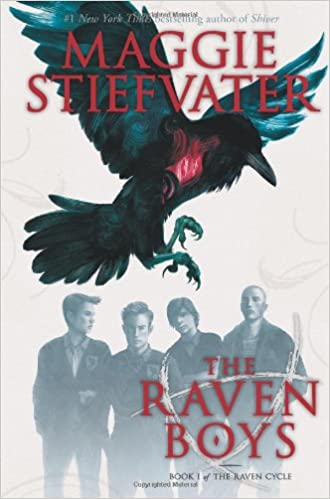 Image result for the raven boys cover amazon