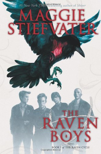 the raven cycle book 1 - 1