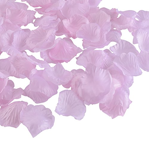 [HCSTAR 600pcs Silk Rose Petals Artificial Flower Wedding Party Vase Home Decor Bridal Petals Rose Favors,Baby] (Hollywood Quality Costumes For Sale)