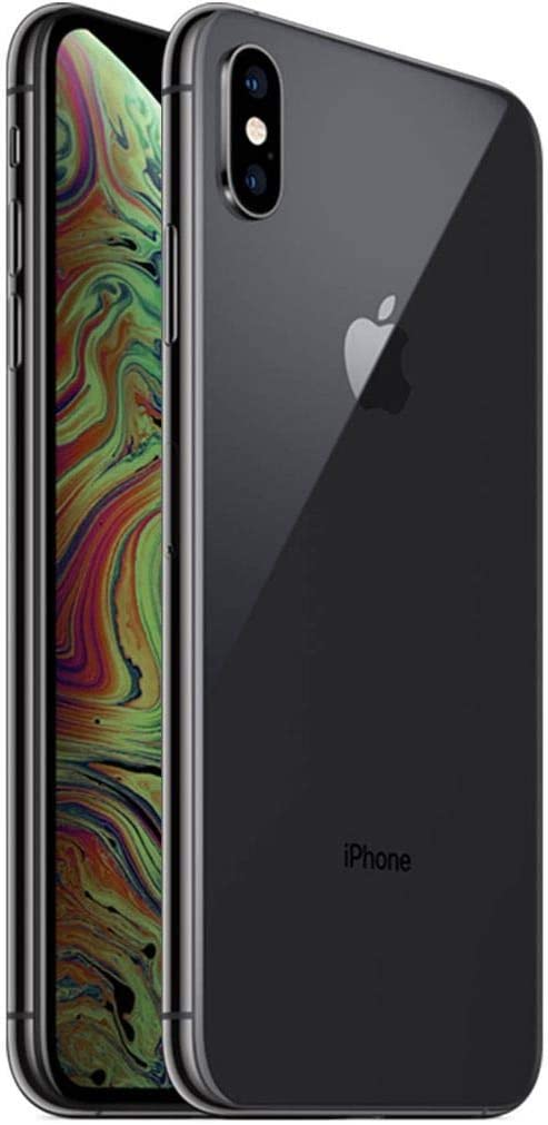 Apple iPhone XS Max, 64GB, Space Gray - For Verizon (Renewed)