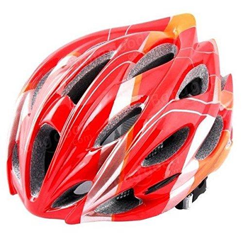 Bazaar eps plein air vélo vélo casque d'équitation avec moustiquaires et 24 aérations