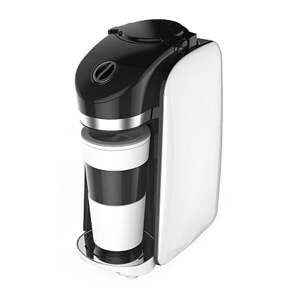 Automatic Single Serve Coffee Maker Instruction - 2018 PAKCHOI KITCHEN New Single Cup Coffee Maker for Travel Coffee Mug and Reusable Filter