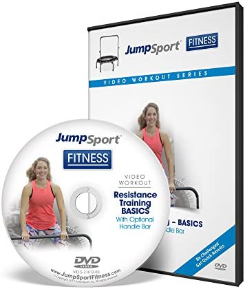 JumpSport Trampoline Resistance Kettlebell Available