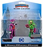 HEROWORLD The Joker & Lex Luthor Action Figures By Funko