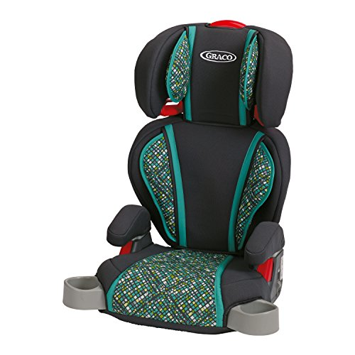 Graco Highback TurboBooster Car Seat, Mosaic