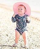 RuffleButts Baby/Toddler Girls Moonlit Meadow One