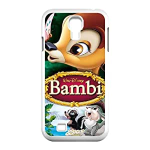 Bambi Samsung Galaxy S4 90 Cell Phone Case White yyfabc-495596