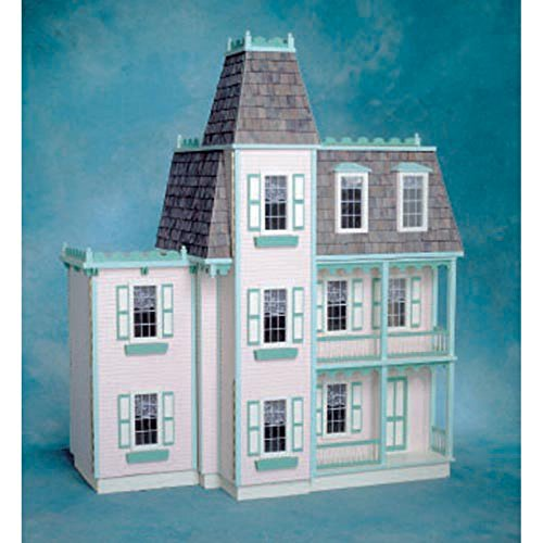 Front-Opening Alison Jr. Dollhouse