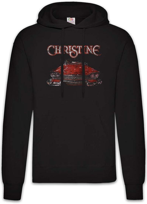 Urban Backwoods Christine Car Femme Hoodie Sweats /à Capuche Sweat-Shirt