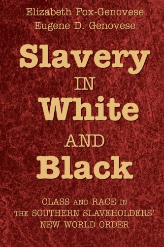 Slavery in White and Black: Class and Race in the Southern Slaveholders' New World - Outlets In Ga Commerce