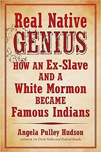 Book Cover - Real Native Genius