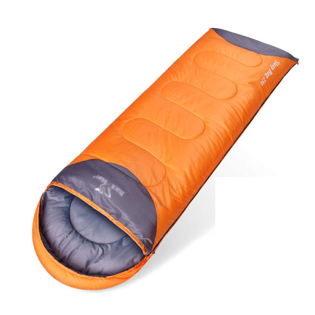 Schlafsack Erwachsene Outdoor Indoor Männer Und Frauen Winter Dicke Warme Camping Schmutzigen Schlafsack Einzelnen Schlafsack B07JKJKMFQ Mumienschlafscke Neues Design