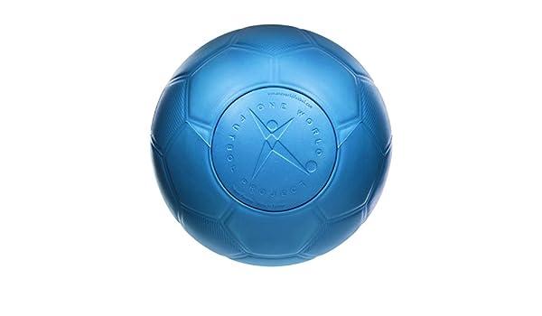 Pelotas de fútbol de gran durabilidad, 1, Azul: Amazon.es ...