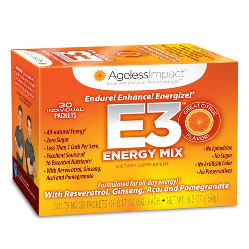 e3 Energy Drink Mix