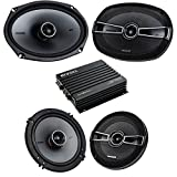Best Planet Audio POWER ACOUSTIK Bluetooth Audio Receiver For Cars - Car Speaker Bluetooth Streming Set Bundle Combo With Review