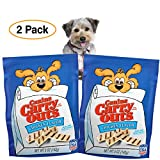 2 pack – Canine Carry Outs, Chicken Flavor Dog Treats, 5 oz each bag