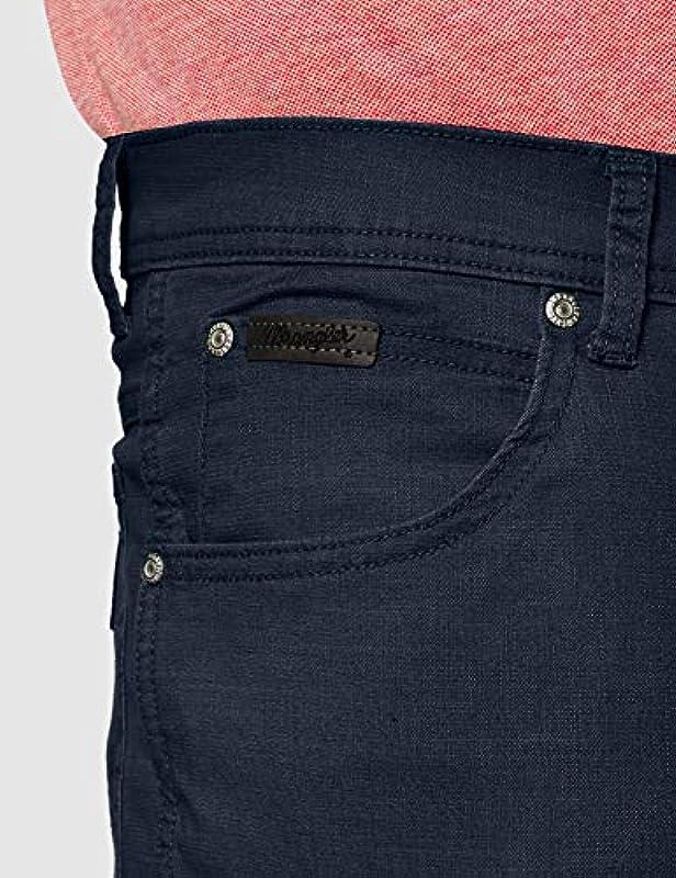 Wrangler Texas dżinsy męskie: Odzież