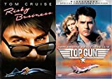 Top Gun Special Edition + Risky Business Tom Cruise DVD Set double feature bundle