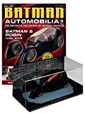 Dc Batman Automobilia & Magazine #35 Batman & Robin VOL 2 #5