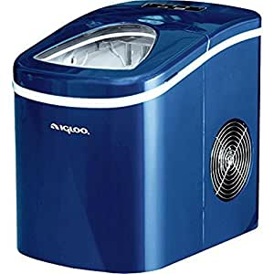 Igloo Compact Ice Maker - ICE108-Blue