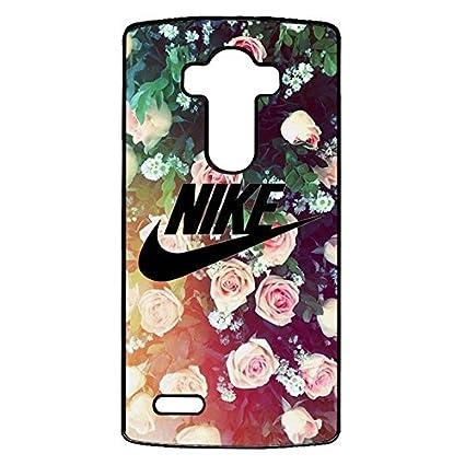 Amazon.com: Famosa Nike teléfono celular carcasa para LG G4 ...