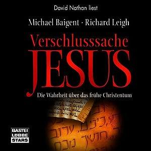 Verschlusssache Jesus Hörbuch