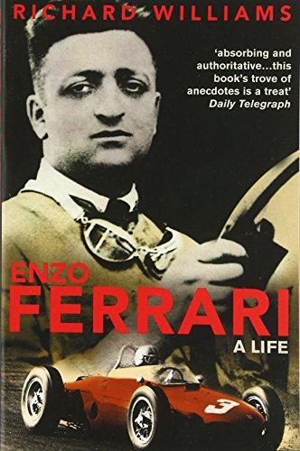 Ferrari Enzo Racing - Enzo Ferrari : A Life