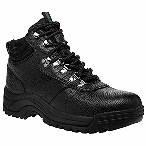 Propet Mens Klippa Walker Boot Svart 13 X (3e) & Oxi Renare Bunt