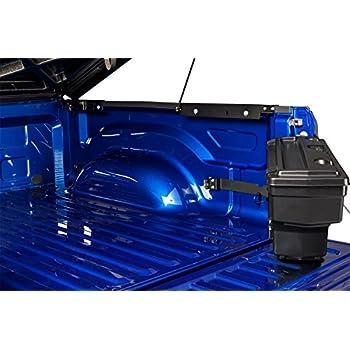 UnderCover SC100P SwingCase Truck Storage Box 2007-2017 Silverado/Sierra 1500-3500 Passenger Side Black