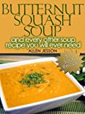 31 Amazing Soup Recipes (The Soup Collection Book 4)
