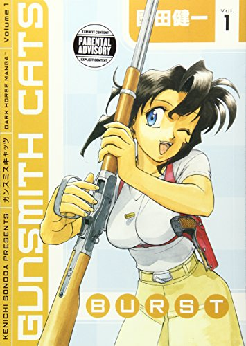 Gunsmith Cats: Burst, Vol. 1 (v. 1)
