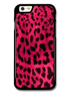 Cool Pink Beautiful Cheetah Fur Pattern case for iPhone 6