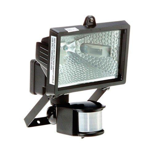 Dayron - Proyector halógeno con Sensor 150 W: Amazon.es: Hogar