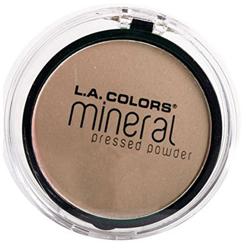 (L.A. Colors Mineral Pressed Powder - Creamy Natural)