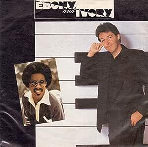 ebony and ivory / rainclouds 45 rpm single