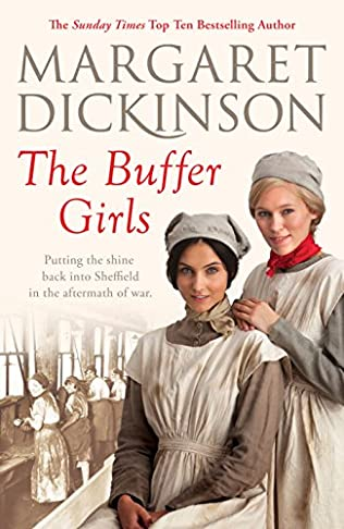 book cover of The Buffer Girls