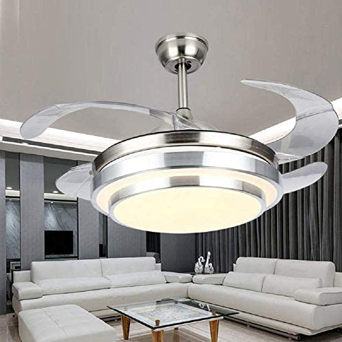 Lighting Groups 36 Inch Invisible Ceiling Fan